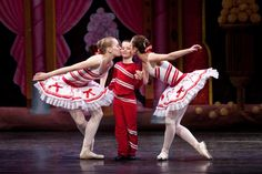 Russian dancers (Candy Canes) - Google Search