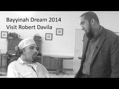 The Bayyinah Dream students of 2014 visit Robert Davila and have jummah with him. Nouman Ali Khan, I Robert, Islamic Teachings, Islamic Videos, Islam Quran, Amazing Adventures, Muslim Women, Hadith, True Beauty