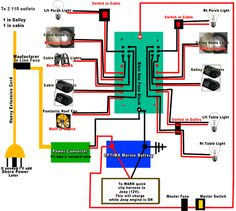 Caravan 12v Wiring Diagram - All About Wiring Diagram - vairyo.com ...