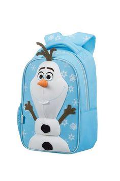 Super fede Samsonite Disney Ultimate rygsæk, Olaf Samsonite  til Rygsække i dejlige materialer