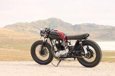 Yamaha XS 650 by Travis Child