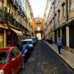 Lisbon is such a #beautiful city. It is a must see for world travelers. #architecture #lisbon #streetarteverywhere
