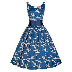 Flamingo dress