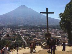 Spanish lessons in Antigua Spanish Lessons, Mount Rainier, South America, Mountains, Travel, Antigua, Volcanoes, Voyage, Spanish Courses