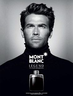 Mont Blanc Legend Fragrance Ad Campaign Preview | Art8amby's Blog