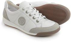 ara Ryder Sporty Sneakers - Nubuck (For Women)