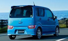 New Suzuki Wagonr Rear
