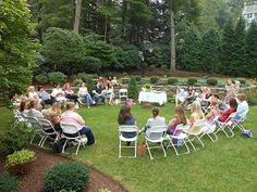 .: Relief Society Get Acquainted Garden Party!