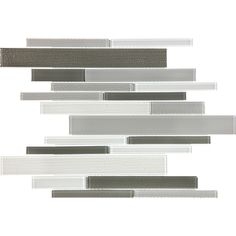 Elida Ceramica Avalanche Mixed Material Glass And Metal