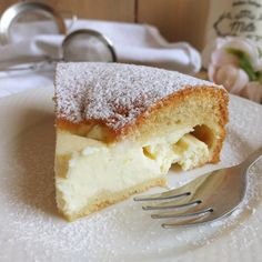 Italian Desserts, Mini Desserts, Italian Recipes, Cake Recipes, Dessert Recipes, Ricotta Cake, Sweet Cooking, Torte Cake, Yummy Cakes