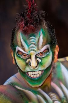 Body Painting 2010