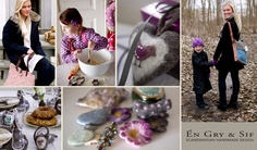 Felted Bags and Gifts ~ wonderful