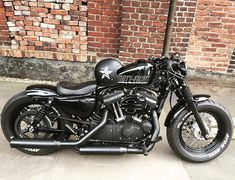 Harley Davidson News – Harley Davidson Bike Pics Harley Davidson Sportster 1200, Harley-davidson Sportster, Custom Sportster, Harley 48, Harley Bobber, Harley Bikes, Harley Davidson Chopper, Harley Davidson Custom, Bobber Bikes