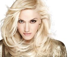 Obsessed with gwen's L'Oreal look here  { L'Oreal paris }