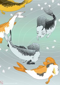 Cry Baby Koi/Don't be Koi with me by Andrea Innocent