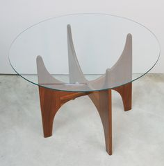 1stdibs | Adrian Pearsall Mid-Century Sculptural Coffee Table