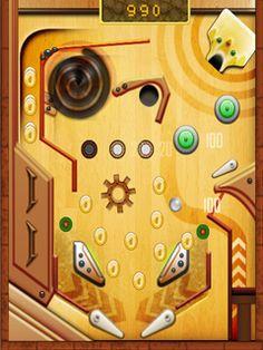 Jogue Vanilla Pinball online no Lejogos! Este é um jogo de pinball clássico, mas com duas vezes mais de diversão do que todos os outros. Se você não consegue parar de pressionar botões, aqueles qu