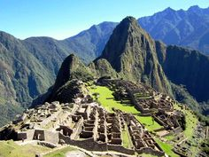 Machu Picchu #Peru - one of Top 10 Sights in #SouthAmerica #travel thequirkytraveller.com