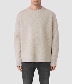 AllSaints New Arrivals: Penritt Crew Sweater