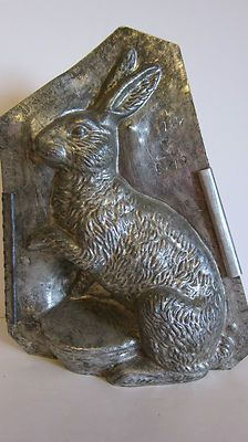 vintage rabbit mold...