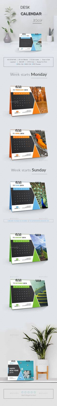 Buy Desk Calendar 2020 by MstArtwork on GraphicRiver. Desk Calendar 2020 12 Months + Cover Week starts Monday Week starts Sunday 3 Color Styles Free Fonts Used Size : (. Office Calendar, Calendar 2020, Desk Calendars, Calendar 2019 Template, Graphic Tees, Graphic Design, Anime Artwork, Beautiful Pictures, Blue Art