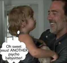 Poor little Judith, she has certainly been through a lot! She really is a little @$$-kicker :-)