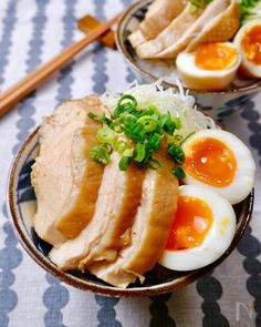 Japanese Dishes, Japanese Food, Asian Recipes, Healthy Recipes, Ethnic Recipes, My Favorite Food, Favorite Recipes, Food Cravings, Food Menu