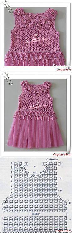 "Топик: Дневник группы ""Вяжем вместе он-лайн"" - Страна Мам [ ""Openwork jacket with short sleeves. // ЗИНАИДА ИВАНОВНА"", ""Posts on the topic of Neriniai added by Dalia Zekiene"", ""Thuý Hồng Nguyễn: «Thank you"", ""Постила - Error"" ] # # # # # # Crochet Dress Girl, Crochet Summer Dresses, Crochet Girls, Crochet Baby Clothes, Crochet For Kids, Crochet Yoke, Crochet Blouse, Crochet Stitches, Crochet Hats"