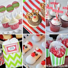 FREE PRINTABLES! Modern & Festive Holiday Christmas Party!