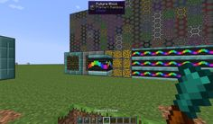 Chisel 2 Mod for Minecraft 1.9/1.7.10