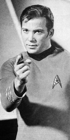 No body is as awesome as Capt. Kirk. But if you are going to be awesome, be Capt. Kirk awesome.