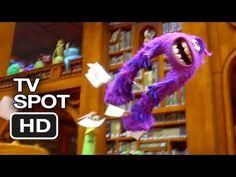 Monsters University TV SPOT - Acceptance Letter