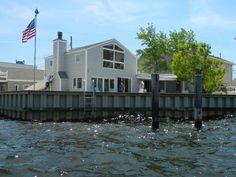 Jersey Shore Vacation Rentals: Lavallette Bayfront Ocean Beach 2