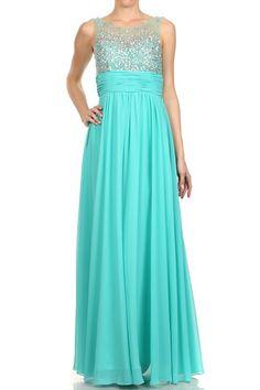 Juliet Long Dresses Style 583