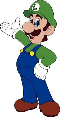 luigi super mario bross Super Mario Bros, Mundo Super Mario, Mario Bros Cake, Super Mario Nintendo, Super Mario All Stars, Super Mario Birthday, Mario Birthday Party, Super Mario Party, Super Mario World