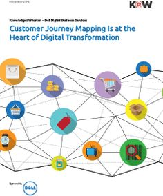 Customer Journey Mapping -- the heart of Digital Transformation