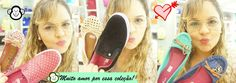 Coleção Kipling Shoes Fun & Fresh | III Seleção Correspondente Kipling - Blog Lói Cúrcio