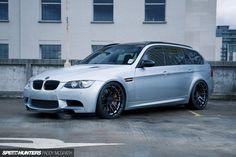 BMW E91 M3 Touring PMcG-50 - Speedhunters