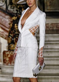 Givenchy Spring 2003 Couture