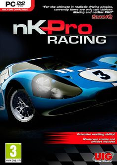 """Simulation Games NK Pro Racing Description: NKPro Racing 2012 is one of the most realistic racing game simulators of this year. Made by an Italian racing games expert company called """"Massarutto"""", nKPro Racing is an ingenious racer featuring a state-of-the-art physics engine.This hyper-realistic driving experience also includes realistic weather that has an effect on overall racing conditions,     NK Pro Racing Game ScreenShots 1"""