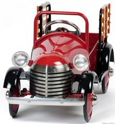 Airflow Vintage Stake Bed Truck (Retro Planet)