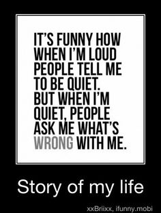 This doesn't really make me giggle.... but I had to post it anyways! Story of my life!