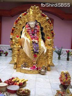 "Happy Baba's Day to everyone   ❤️❤️❤️ Jai Sai Deva ❤️❤️❤️  ""The secret of life isn't what happens to you, but what you do with what happens to you.""  ❤️ ❤️OM SAI RAM❤️ ❤️  Please share; FB: www.fb.com/ShirdiSBSS Twitter: https://twitter.com/shirdisbss Blog: http://ssbshraddhasaburi.blogspot.com  G+: https://plus.google.com/100079055901849941375/posts Pinterest: www.pinterest.com/shirdisaibaba"