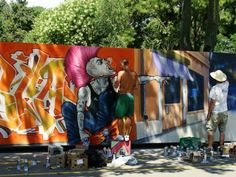 graffiti Second National Roller Fest Burgas