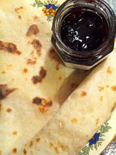 When I was growing up one of my favourite treats was lefse. (For the uninitiated, lefse is a Scandinavian dish, a very flat bread made out of mashed potatoes. You can roll up just about anything im...