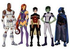 Villains of teen titans