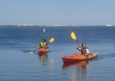 Canarsie Pier -  Kayaking