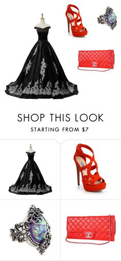 """""""Classical 01"""" by taylor-ross115 on Polyvore featuring Reception, Prada and Chanel"""
