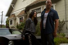 Fast and Furious 6 Letty Fast And Furious, The Furious, Best Movie Couples, Dom And Letty, I Dont Have Friends, Furious Movie, Shattered Dreams, Tv Show Music, Nissan Skyline Gt