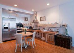 Rachel's Artisan-Made Ohio Kitchen Small Cool Kitchens 2012